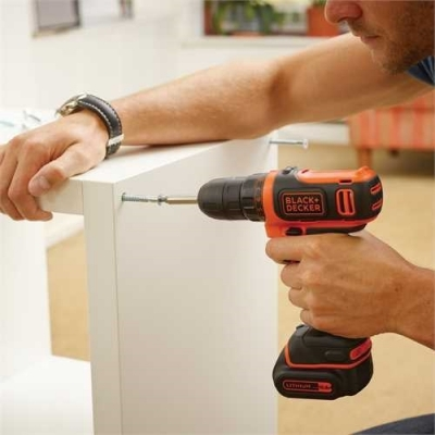 Black&Decker BDCDD12-XK