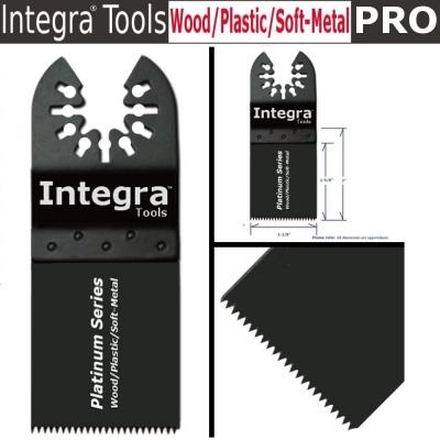 INTEGRA Bi-Metal дерева и пластика