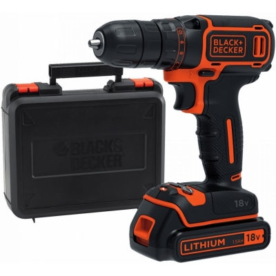 Black&Decker BDCDC18K-QW