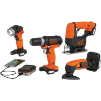 Black&Decker BDCK502C1-RU