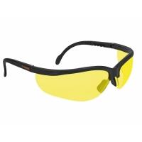TRUPER Спортивные очки,янтарь,поликарбонат