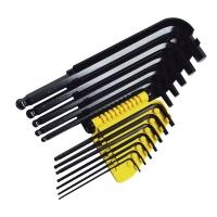 Stanley набор 12 ключей с шаровидным наконечником