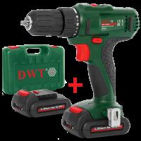 DWT, ABS 18 BLi-2 BMC