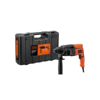 ПЕРФОРАТОР BLACK+DECKER BDHR26KR-RU