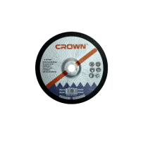 CROWN Шлифовальные диски по металлу