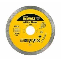 DeWALT DT3715 сплошной, 110х20 мм
