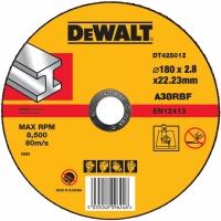 DeWALT DT42380Z INDUSTRIAL, 180х1,6х22,2 мм