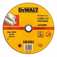 DeWALT DT42601Z INDUSTRIAL, 230х3,0х22,2 мм