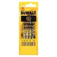 DeWALT DT6956-QZ Extreme ,4,5,6,8,10 мм
