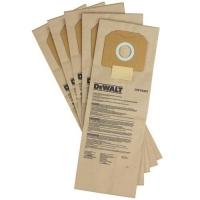 DeWALT DWV9401 Мешки бумажные 5шт
