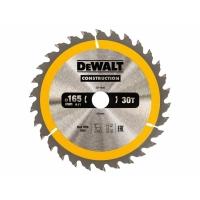 DeWALT DT1935 165х20 мм 30 зубов по дереву с гвоздями