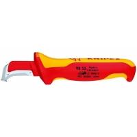 Knipex Нож для удаления изоляции 155 mm