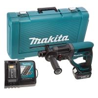 Аккумуляторный перфоратор Makita DHR202RF