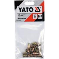 Заклепки YATO YT-36471 М4